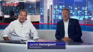 👀 Paul Merson tackles the pronunciation of some of the Premier League's new signings...  😂 Enjoy.