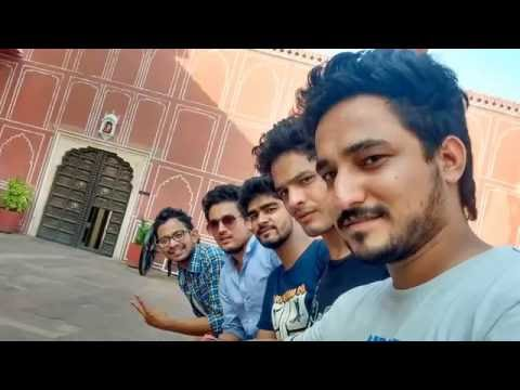Road trip to Jaipur, Rajasthan | Travelling India