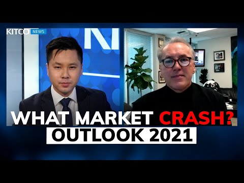 Frank Holmes Maintains $4k Gold Price Target; Stocks, Bitcoin, Inflation To Rise In 2021