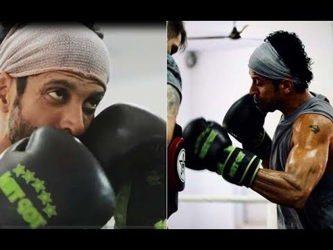 Farhan Akhtar Does High-Intensity Workouts For Toofan; Shares Sneak-Peek Into His Preparations Mp3