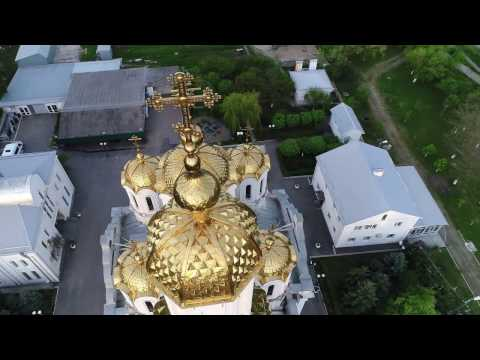 Главный крест Невинномысского храма