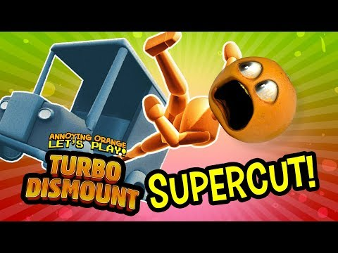Turbo Dismount Supercut!!