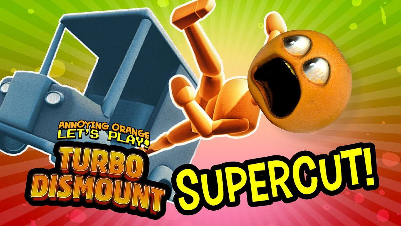 Turbo Dismount Supercut!!