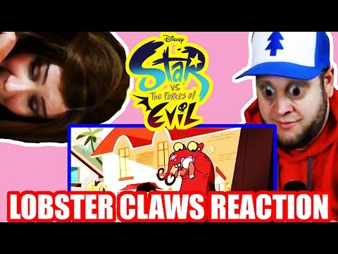 star-vs-the-forces-of-evil-episode-7-a---lobster-claws---reaction---giant-cartoon-show-#50