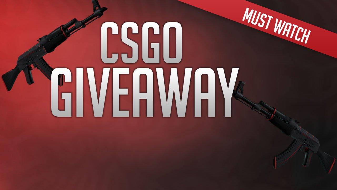 Csgo Skin Giveaway
