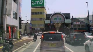 Driving TV 12-18 [熊本市 東町-自衛隊通り-健軍町-沼山津4丁目]