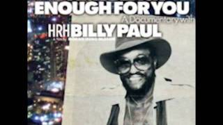 billy paul am i black enough for you
