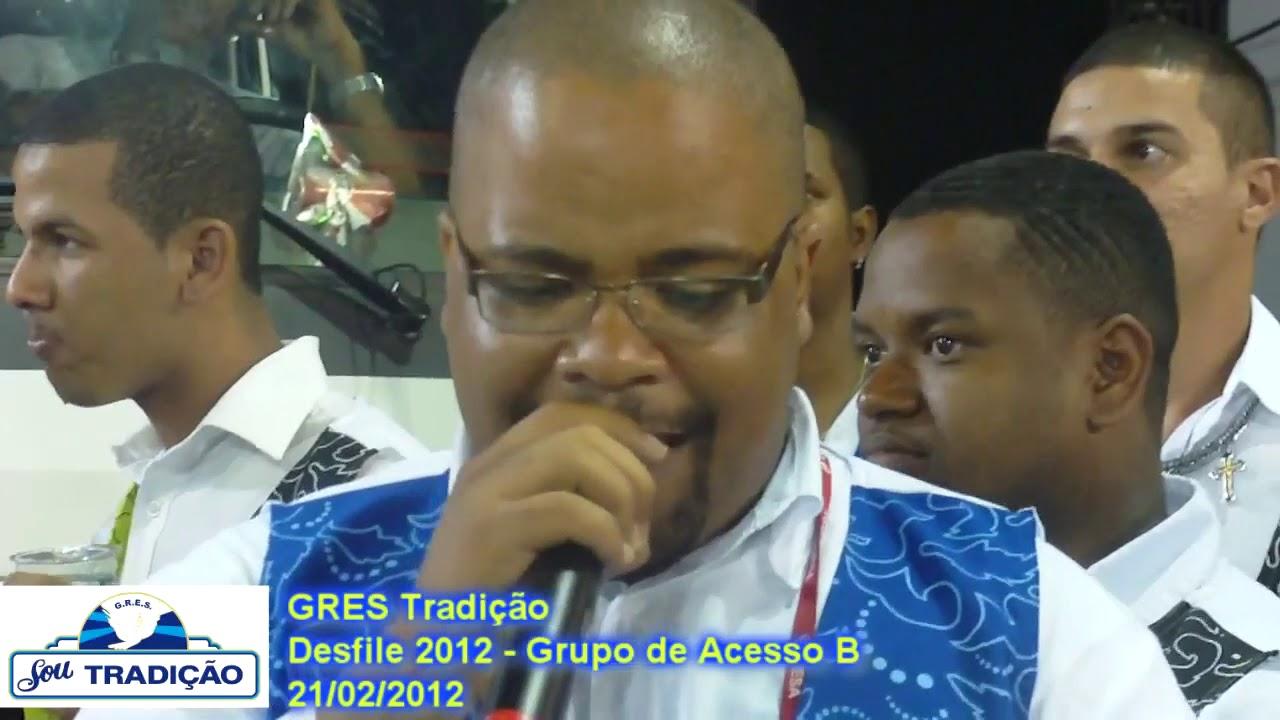 GRES Tradição 2012 2