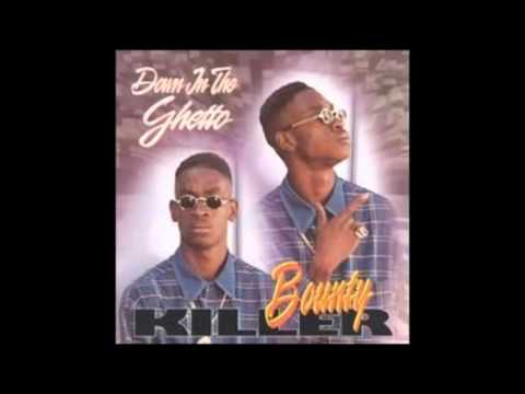 Bounty Killer - Down In The Ghetto (Full Album) 1994 HQ