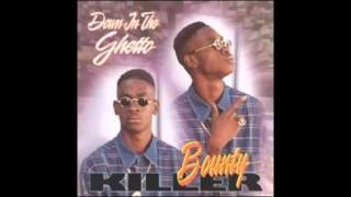 Bounty Killer - Down In The Ghetto (Full Album) 1994