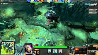 Dota 2: Roshan Holy Persuasion Control In Player Match - Chen Bug