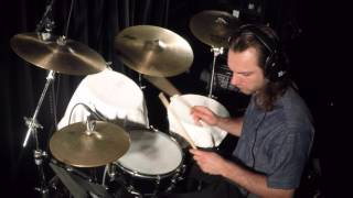 Reality In Motion Drum Cover with Transcription
