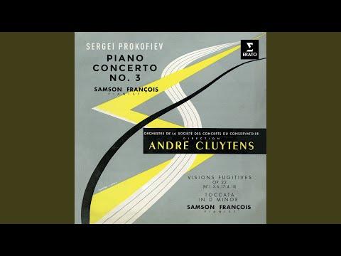Piano Concerto No. 3 in C Major, Op. 26: I. Andante - Allegro