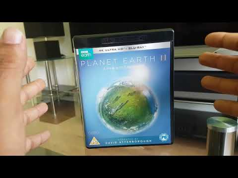 4K Ultra HD - Planet Earth II Review