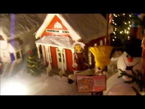 CHRISTMAS STORYBOOK LAND Linn County Fairgrounds Albany Oregon 12-17-15