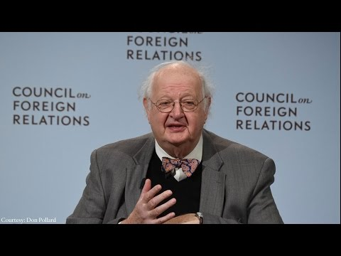 A Conversation With Angus Deaton