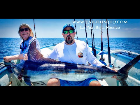 MEXICAN MINUTE LA PAZ FISHING REPORT From Tailhunter Sportfishing For Week Of July 7-14, 2019