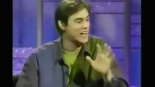 Jim Carrey on becoming a Metalhead HILARIOUS