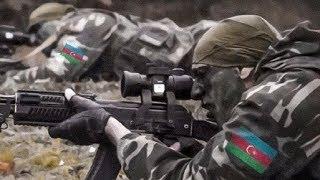 Азербайджанский снайпер ранил армянского военнослужащего