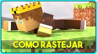 Minecraft: COMO RASTEJAR NO MINECRAFT - TRUQUE ÉPICO! (Sem Mods)