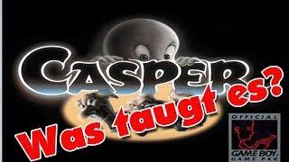 Was taugt Casper (GameBoy) heute noch? (Review/Test)