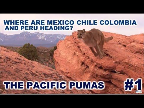 Economic Development in Mexico, Chile, Colombia and Peru | The Pacific Pumas 1