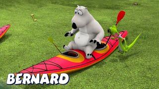 Download Bernard Bear | Canoeing AND MORE | Cartoons for Children | Full Episodes
