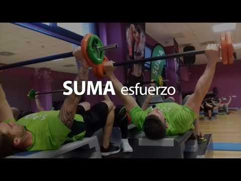 Actividad BODYPUMP SUMA Fitness Club Alfafar.