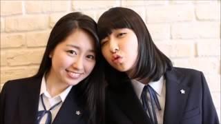 【ももクロ】百田夏菜子による遠州弁講座が佐々木彩夏と二人で可愛い【...