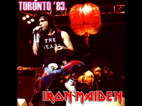 12b12dca47 Iron Maiden - Live in Toronto 1983 09 05 - YouTube