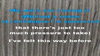Linkin Park - Crawling (Karaoke Lyrics)