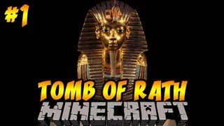 Minecraft: Tomb of Rath | Ep.1, Dumb and Dumber