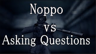 Asia e-Sports Cup 2012 - Noppo vs Asking Questions