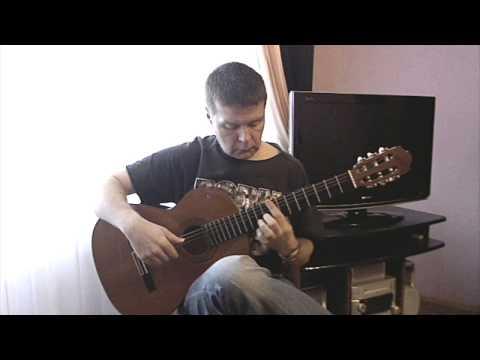Guitar Music of Cuba 1(2). Contradanza 'La Tedesco'.