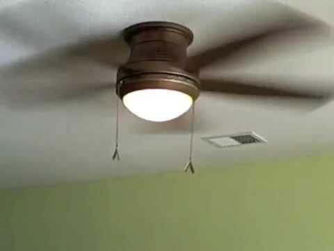 monte carlo discus ii ceiling fan - Monte Carlo Ceiling Fans