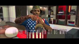GTA V ONLINE : MEEK MILL - GET DIS MONEY MUSIC VIDEO (HD)