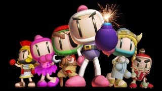 Bomberman Live - Multi HD - Ejayremy - Maiden - Lauky & Hidan Game