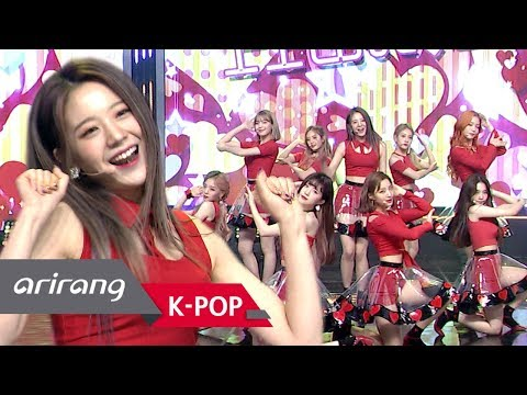 [Simply K-Pop] fromis_9(프로미스나인) _ LOVE BOMB _ Ep.336 _ 110918