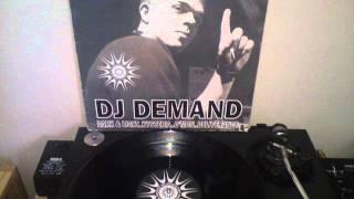 DJ DEMAND   Hysteria bouncy techno 1994 MIDTOWN RECORDS