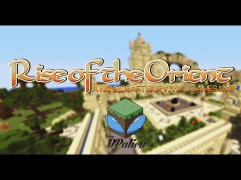 Rise of the Orient - Survival Games Map