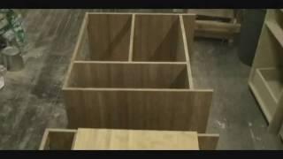 @woodshop / Custom Bamboo Cabinets