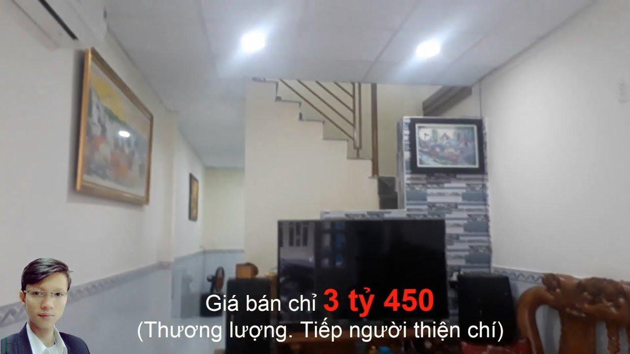 Bán nhà quận Bình Thạnh. đường Xô Viết Nghệ Tĩnh, F.26, cách Bến xe Miền Đông 500m