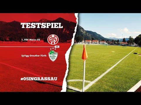 LIVE: Testspiel | 1. FSV Mainz 05 - SpVgg Greuther Fürth | 05er.tv