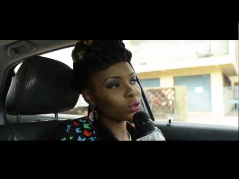 Tangerine - Yemi Alade 'Behind the scenes'