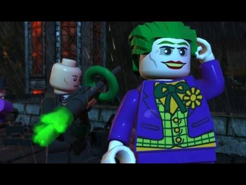 Lego Batman 2 Dc Super Heroes Walkthrough Chapter 3 To The