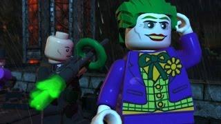 LEGO Batman 2: DC Super Heroes Walkthrough - Chapter 3 - To the Batcave
