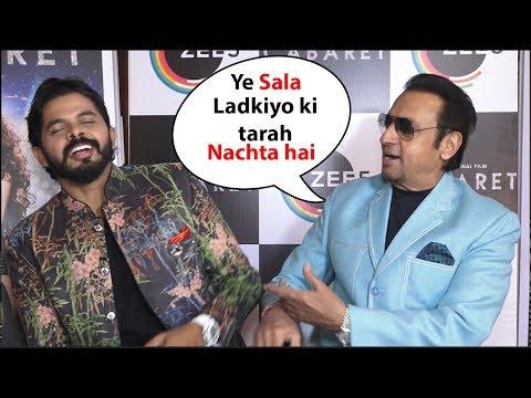 Gulshan Grover Makes Fun Of Sreesanth || Sreesanth New Upcoming Movie Cabaret Mp3