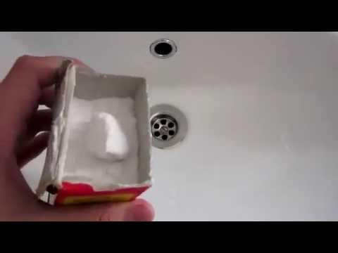 Как прочистить канализацию.
