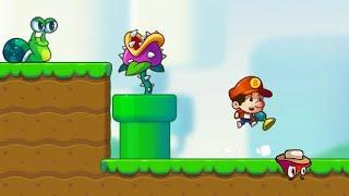 Super Jacky's World - Free Run GamePlay Level - 24