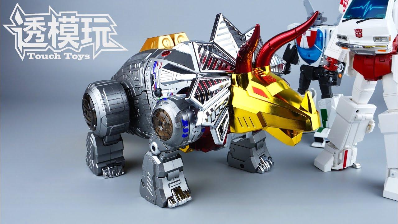 【SwiftTransform】Triceratops! SLAG! Autobot Dinobot GP SLAG Giga Power MP G1 Transformers  透模玩速变 變形金刚